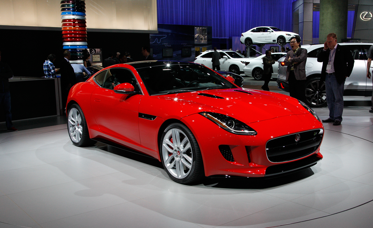 jaguar f type coupe 2015. Cars Review. Best American Auto & Cars Review